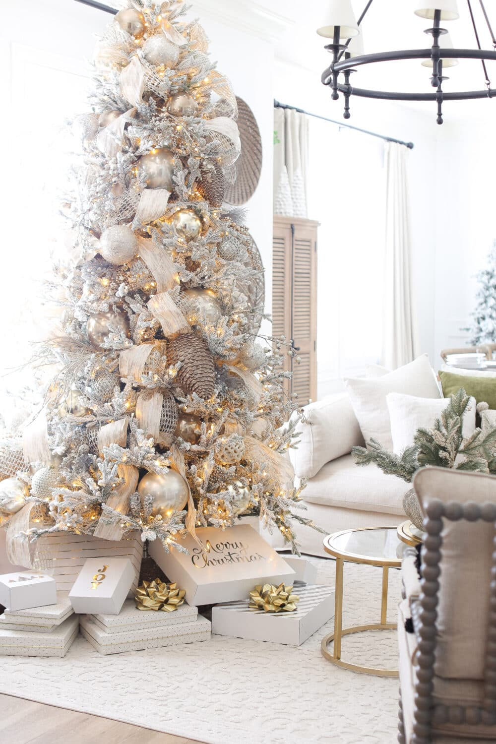 Glam Christmas Tree Designs