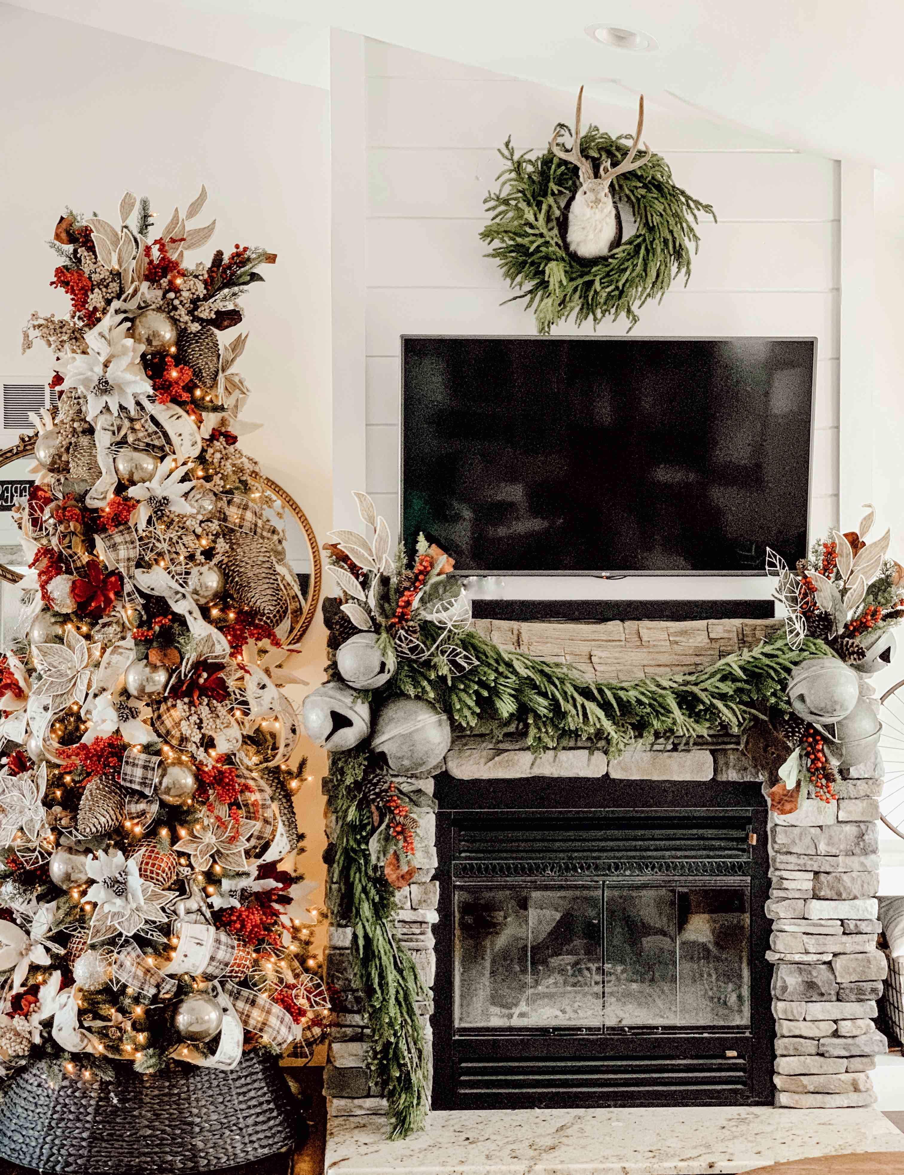 Christmas Tree Ideas Home For The Holidays Challenge Decorator S Warehouse